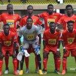 Asante Kotoko off to Accra for final preparations ahead of CAF CL opener
