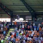 Barnet FC pay tribute to Junior Agogo before Torquay United clash