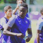 Belgian giants Anderlecht seeking loan move for Dauda Mohammed