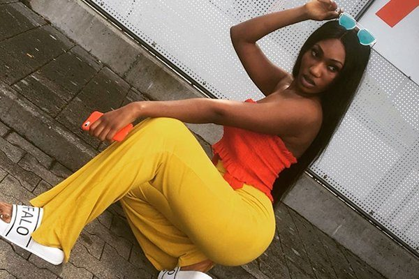Wendy Shay explains why she can't stop flaunting her 'assets'