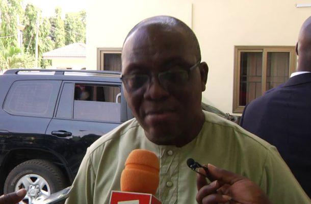 Kudjoe Fianoo advised to drop GFA Presidency interest