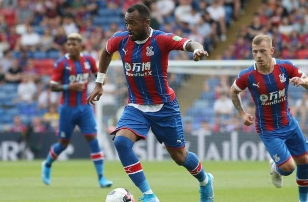 Jordan Ayew rated Crystal Palace's Best Player in opening day draw