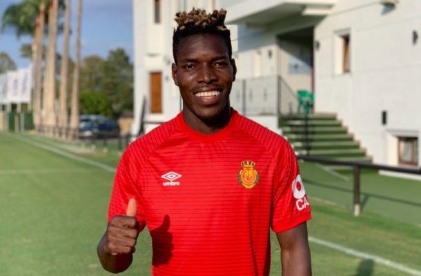 Ghana defender Lumor Agbenyenu signs for Spanish La Liga side Real Mallorca