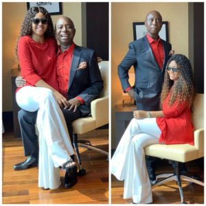 Web users go wild as 18 yr old actress, Regina Daniels shares first photos with 59 yr old billionaire hubby