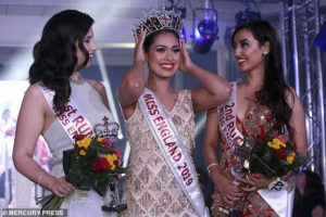 PHOTOS: Meet the new Miss England who is a Junior doctor with two medical degrees