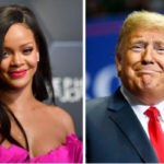 'It's easier to get an AK-47 than a visa' - Rihanna fires President Trump