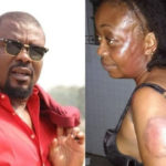 HORRIFIC: MP mercilessly beats up woman; forces her to strip off completely in public