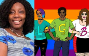 Don't judge gays; homosexuality spiritual - Counselor Charlotte Oduro