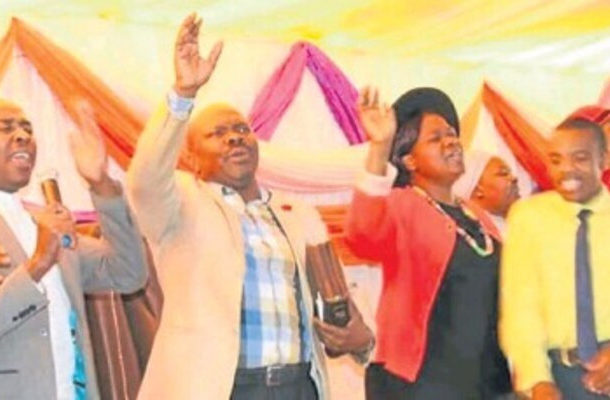 SCANDAL: Popular Pastor impregnates Zion Christian Church leader's wife