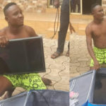 BUSTED: Man nabbed for stealing hotel's plasma TV with a trolley bag