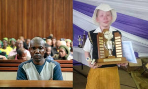 HORRIFIC: Teacher confesses to killing, chopping up girl with albinism for rituals