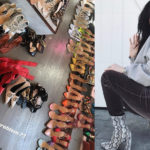 PHOTOS: Kylie Jenner shows off her lavish shoe closet after shopping sprees at Gucci and Balenciaga