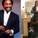 Sonnie Badu celebrates his 'Queen' with loved up photo on 5th Anniversary