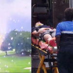PHOTOS: Multiple people struck and injured by lightning at PGA tour championship in Atlanta