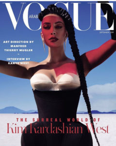 PHOTOS: Kim Kardashian features on three covers for Vogue Arabia September issue