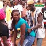 VIDEO: Fetteh ladies bar pot bellied men from attending 2019 Atopa Festival