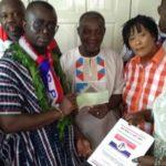 NPP Primaries: Prince Appiah Debrah  files nomination to contest Klottey Korley Constituency