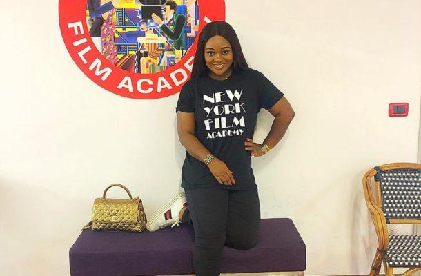 Jackie Appiah enrolls in New York Film Academy