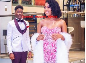 PHOTOS: 16 year old son of Despite steps out with his stunning girlfriend