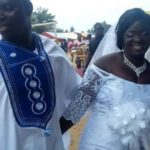 NDC Polls: Couple 'abandon' wedding ceremony to vote