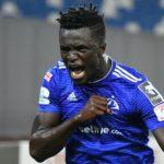 Kwame Karikari scores as Dinamo Tbilisi progress in the UEFA Europa League qualifiers