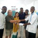 UE/R: NGO settles medical bills for 'run away parents'