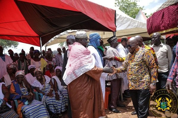 I'll complete Bolga-Bawku road before 2020 elections – Prez Akufo-Addo assures