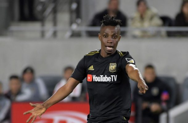Latif Blessing on target as LAFC snap Revolution's 11-game unbeaten streak
