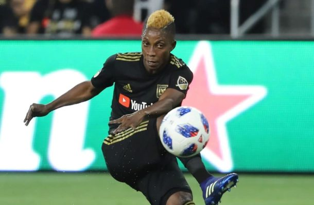 Latif Blessing on target for LAFC in win over New York Red Bulls