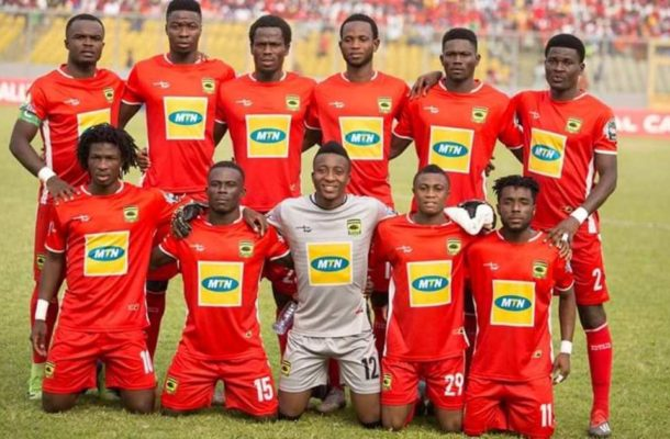 CAF CL: Kotoko to depart to Nigeria on August 8 ahead of Kano Pillars showdown
