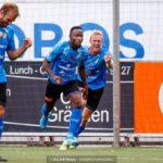 Sadat Karim scores match-winner for Halmstads BK against Vasteraas SK