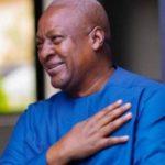 I'm ready to work hard for Ghana – Mahama