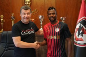 OFFICIAL: Patrick Twumasi signs for Turkish club Gaziantep FK