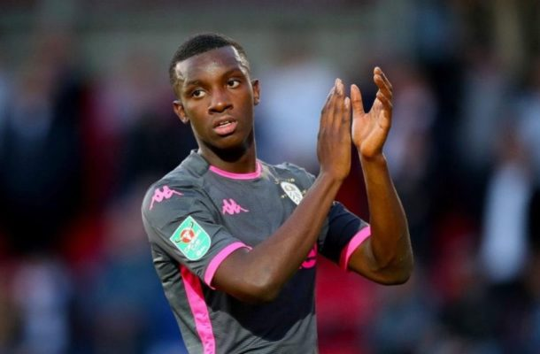 Eddie Nketiah scores on Leeds United debut in Carabao Cup triumph