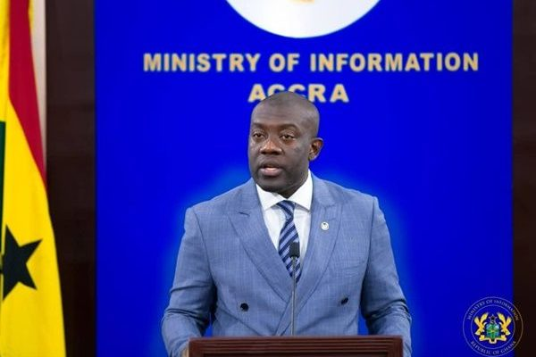 PDS suspension won't affect jobs, salaries – Oppong Nkrumah assures