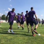 Kevin-Prince Boateng begins pre-season training at new club Fiorentina