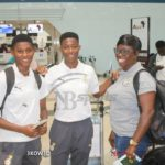 Black Queens depart for Gabon ahead of Olympic games Qualifier