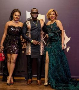 PHOTOS: Celebs red carpet looks at Golden Movie Awards 2019