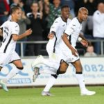 Swansea boss heaps praise on two-goal hero Andre Ayew