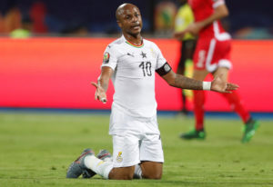 Lazio plot late move to sign Swansea star Andre Ayew