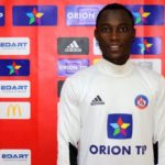 Ghana's Mohammed Lamine joins Slovakian third-tier side Inter Bratislava on loan