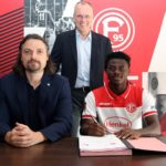 Ghanaian youngster Kelvin Ofori signs for Fortuna Dusseldorf