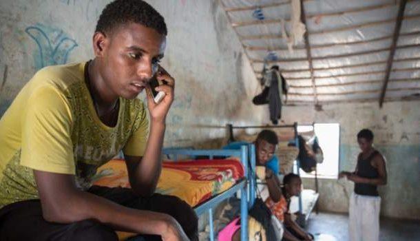 Sudan camp 'struggling with Eritrean arrivals'