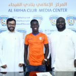Samuel Owusu vows to give his best at Al-Fayha FC