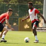 Patrick Twumasi poised to make Gaziantep FK debut against Fenerbahce