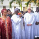Bawumia donates GHC20,000 to Walewale Catholic Church
