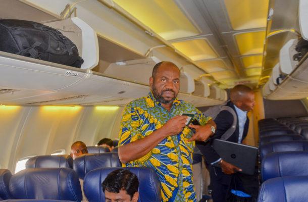 CAF CL: Kotoko chief warns against complacency ahead of return leg