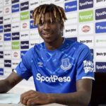 Official | Everton sign Moise Kean from Juventus