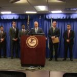 Full Names of 77 Nigerians arrested by the FBI for fraud & money laundering