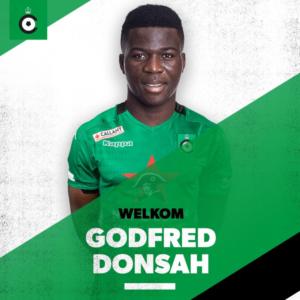 Godred Donsah joins Belgian side Cercle Brugge on loan from Bologna